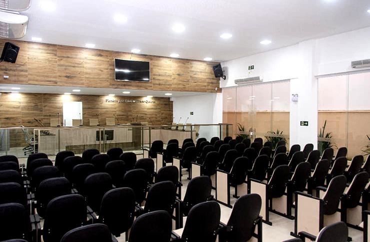 Transmissão da Sessão Especial da Câmara de Santo Antônio de Jesus – 04/10/2021; assista