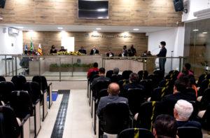 Transmissão ao vivo da Sessão Solene da Câmara Municipal de Santo Antônio de Jesus – 01/07/2021